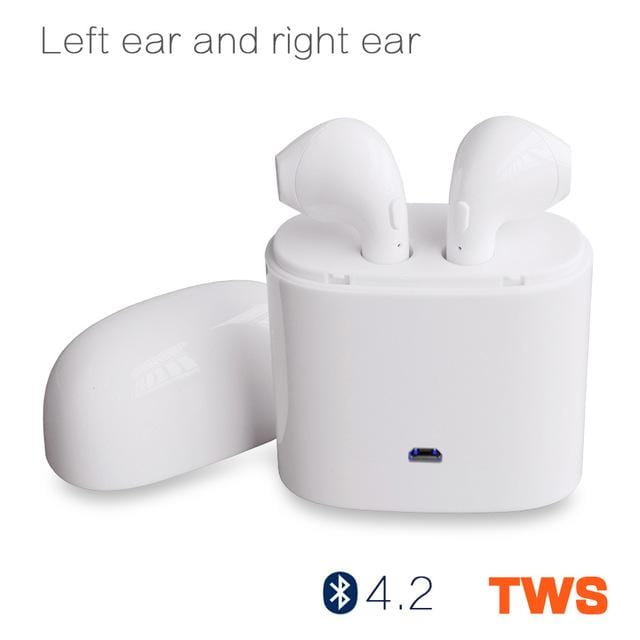 Wireless Headphones Stereo Bluetooth for iPhone and Android