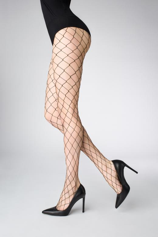 Charly N57 - Fishnet Tights