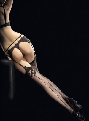 TEMPESTA - Thigh-High Stockings