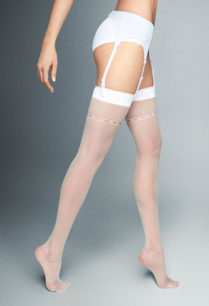 Arisa - Mesh Tights for girls - Erotic stockings for women - Valentin's day gift - Gift for her - Shop Leg Appeal