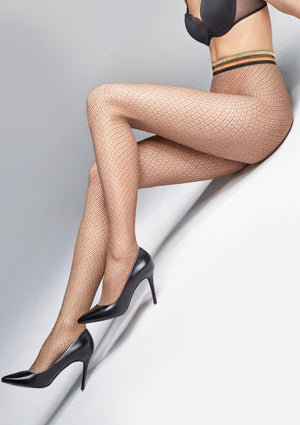 Charm S11 - Fishnet Tights