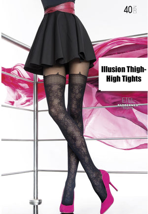 Etel - Illusion Thigh-High Tights