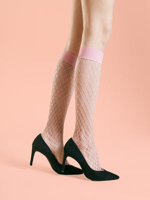 Cabe - Women Socks - FISHNET SOCKS -Erotic leggings - Vday ideas - Valentine's gift - Shop Leg Appeal