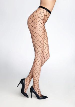 Charm K30 - Fishnet Tights - Women Mesh Stockings - Erotic stockings for women - Valentin's day gift - Gift for her - Shop Leg Appeal