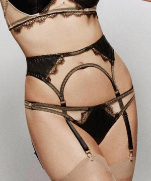Esme - Garter Belt/suspenders,GARTER BELT/SUSPENDERS,Shop Leg Appeal