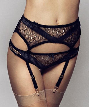 Lyvie Suspender - Garter Belt/suspenders