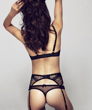 GARTER BELT/SUSPENDERS - Lyvie Suspender - Garter Belt/suspenders