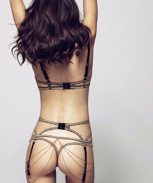 Naomi Suspender - Garter Belt/suspenders,GARTER BELT/SUSPENDERS,Shop Leg Appeal