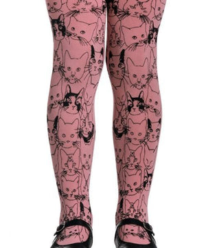 A Cat In The Hat - Kids Tights,KIDS,Shop Leg Appeal