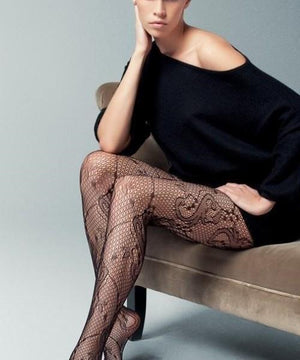 PATTERNED FISHNETS - Pizzo Sisi - Fishnets