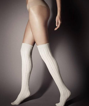 Alpina - Thigh High Socks - SOCKS for women - Valentines day 2021 - Erotic high rise socks - Gift for her - Shop Leg Appeal