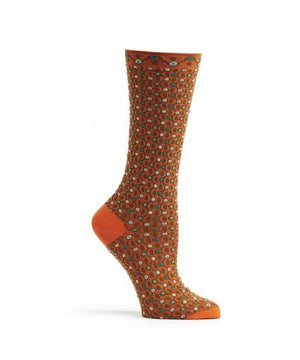 Crescent Waves SOCK - Women Socks - Winter Socks - Valentines day 2021 - Shop Leg Appeal