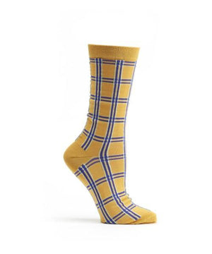 SOCKS - Masaii Plaid Sock - Socks