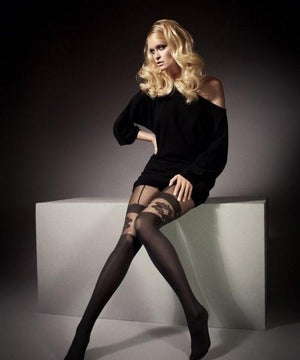 Marica 40-20 - Thigh-high Tights