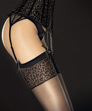 Antera - Stay-up Thigh highs - Laces THIGH HIGHS -  Valentine's day 2021 - Gift for her - erotic stockings - Shop Leg Appeal