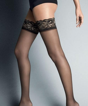 Lurex - Stay-up Thigh-high