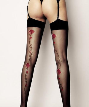 THIGH-HIGHS - Madlene - Thigh-high Stockings