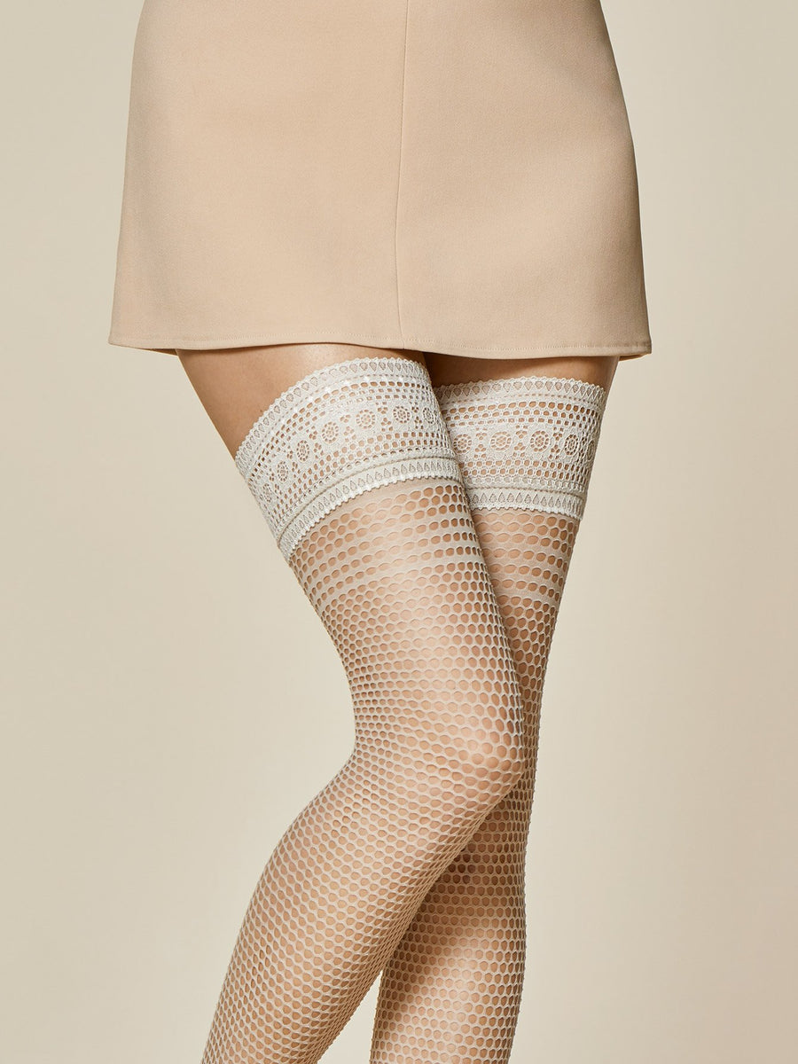 Risky Business - Thigh-high Stay-Ups,THIGH-HIGHS,Shop Leg Appeal