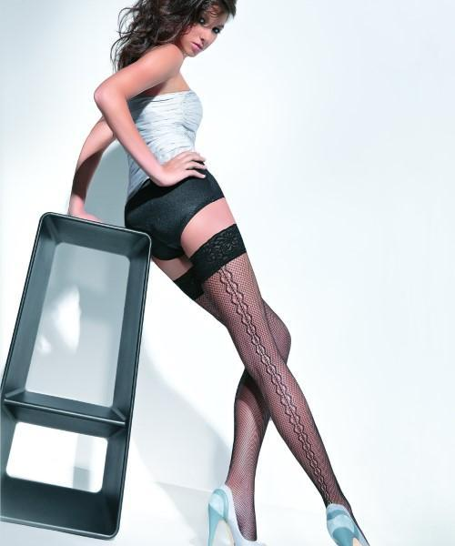 Sara - Thigh-high Stay-Ups,FISHNET, THIGH-HIGHS,Shop Leg Appeal