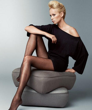 Ava - Fishnet Tights for girls - Erotic stockings for women - Valentin's day gift - Gift for her - Shop Leg Appeal