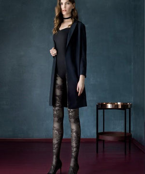 Black Dahlia - Tights,TIGHTS,Shop Leg Appeal