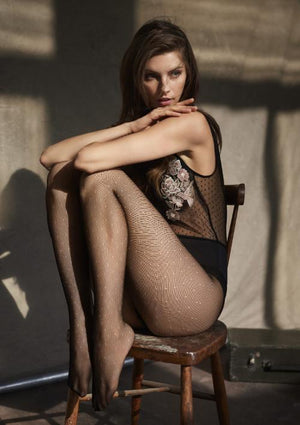 Charm M4 -Tights,FISHNET TIGHTS,Shop Leg Appeal
