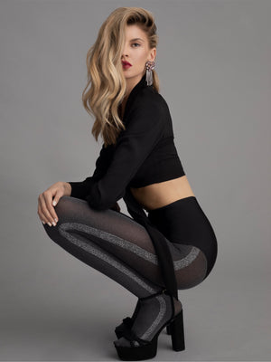 TIGHTS - Cosmo - women Tights - Sexy stockings - women Hosiery - Valentin's day 2021 - Shop Leg Appeal