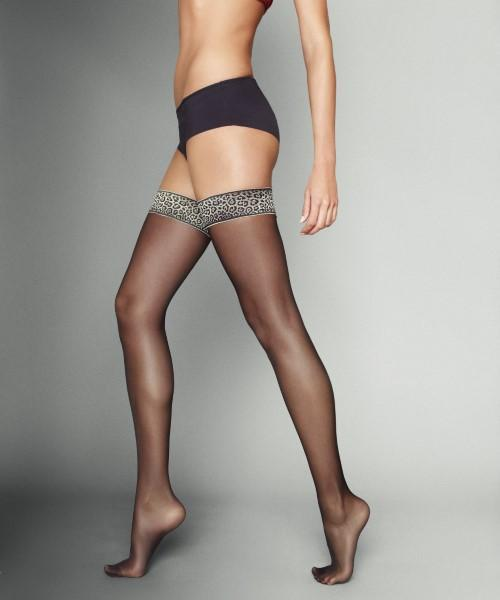 Leopardo - Stay-up Thigh-high,TIGHTS,Shop Leg Appeal