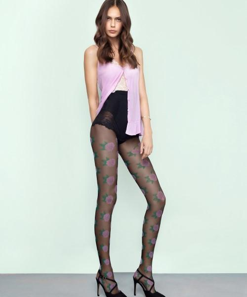Pink Punk - Tights,TIGHTS,Shop Leg Appeal