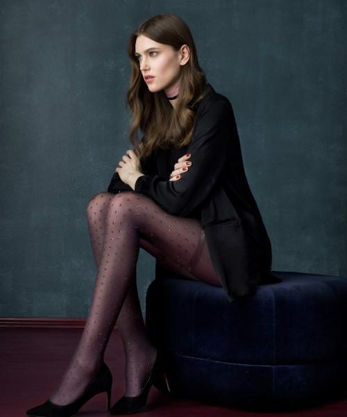 Purple Rain - Tights,TIGHTS,Shop Leg Appeal