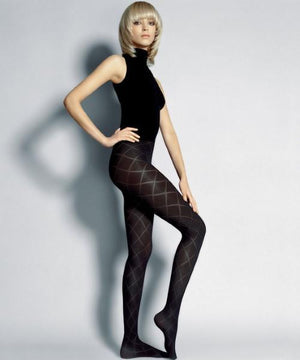 Rombo Grandi - Tights