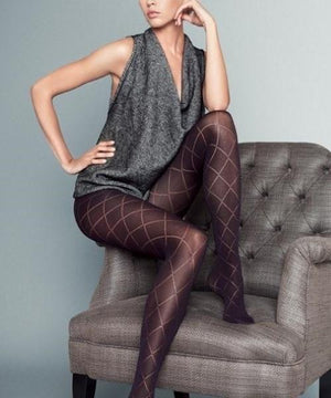 TIGHTS - Rombo Grandi - Tights