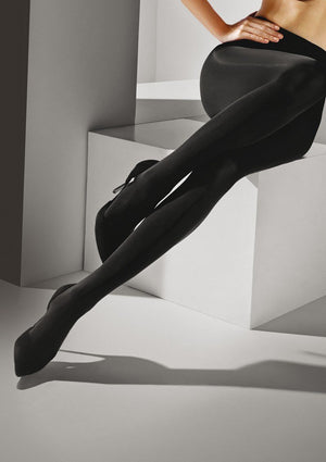 Satin 80 -Tights