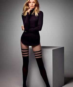 Luna - Thigh-high Tights,FISHNET, TIGHTS, THIGH-HIGHS,Shop Leg Appeal