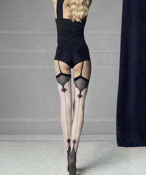TIGHTS - Vanity - Thigh-high Stockings