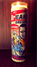 Breaking Bad, Prayer Candle, Scented Candle, Gift Idea, Jesse Pinkman, Gifts for Him, Walter White, Best Scented Candles,Heisenberg