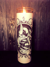 Oni, Demon, Demonic, Chinese, Gothic, Horror, Tattoo, Home Decor, Scented  Candle, Prayer Candle, Candle, Gift Idea, Gifts for Him,