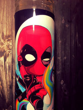Dead Pool, Dead Pool 2, Marvel, Infinity War,Boyfriend Gift, cool gift, Scented candle, Prayer candle, Gift Idea,  Best Scented Candles,