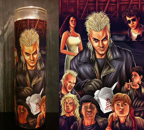 Lost Boys Scented Candle