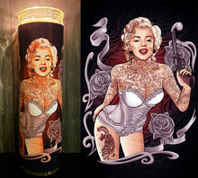 Marilyn Monroe Scented Candle