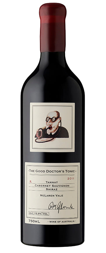 The Good Doctor's Tonic 2011 SPECIAL DOZEN OFFER