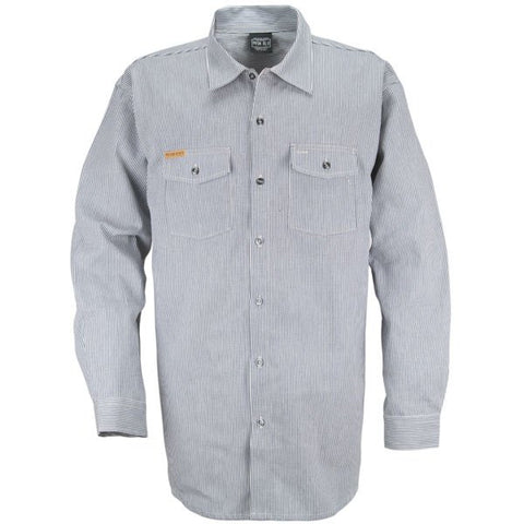 Hickory shirt from Prison Blue's