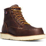 Danner brown leather bull run boots