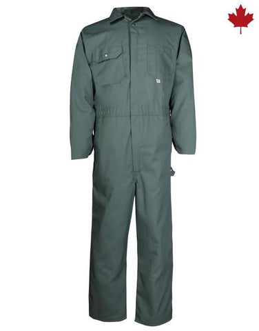 Big Bill Deluxe Coveralls USA and Canadian Made
