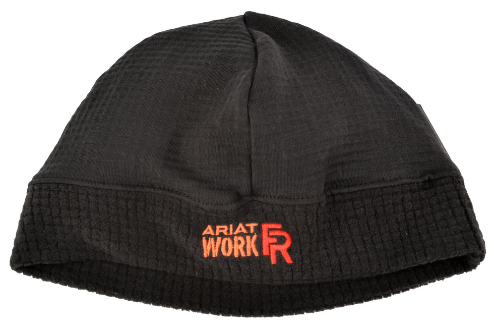 "Ariat FR ""Power Grid"" Polartec Beanie 10018117"