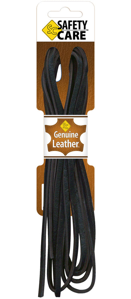 SafetyCare Genuine Leather Laces 72""