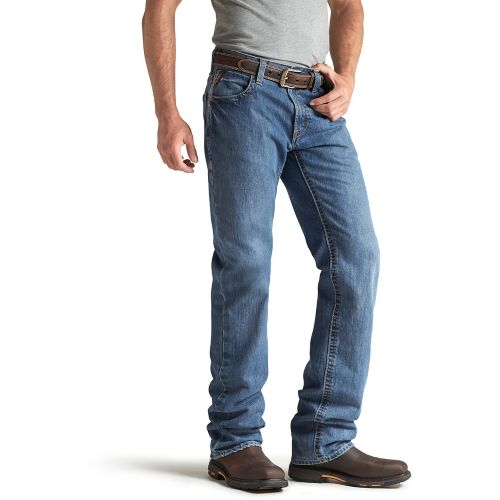 "Ariat FR ""Flint"" Loose Fit  Work Jeans #10014449"