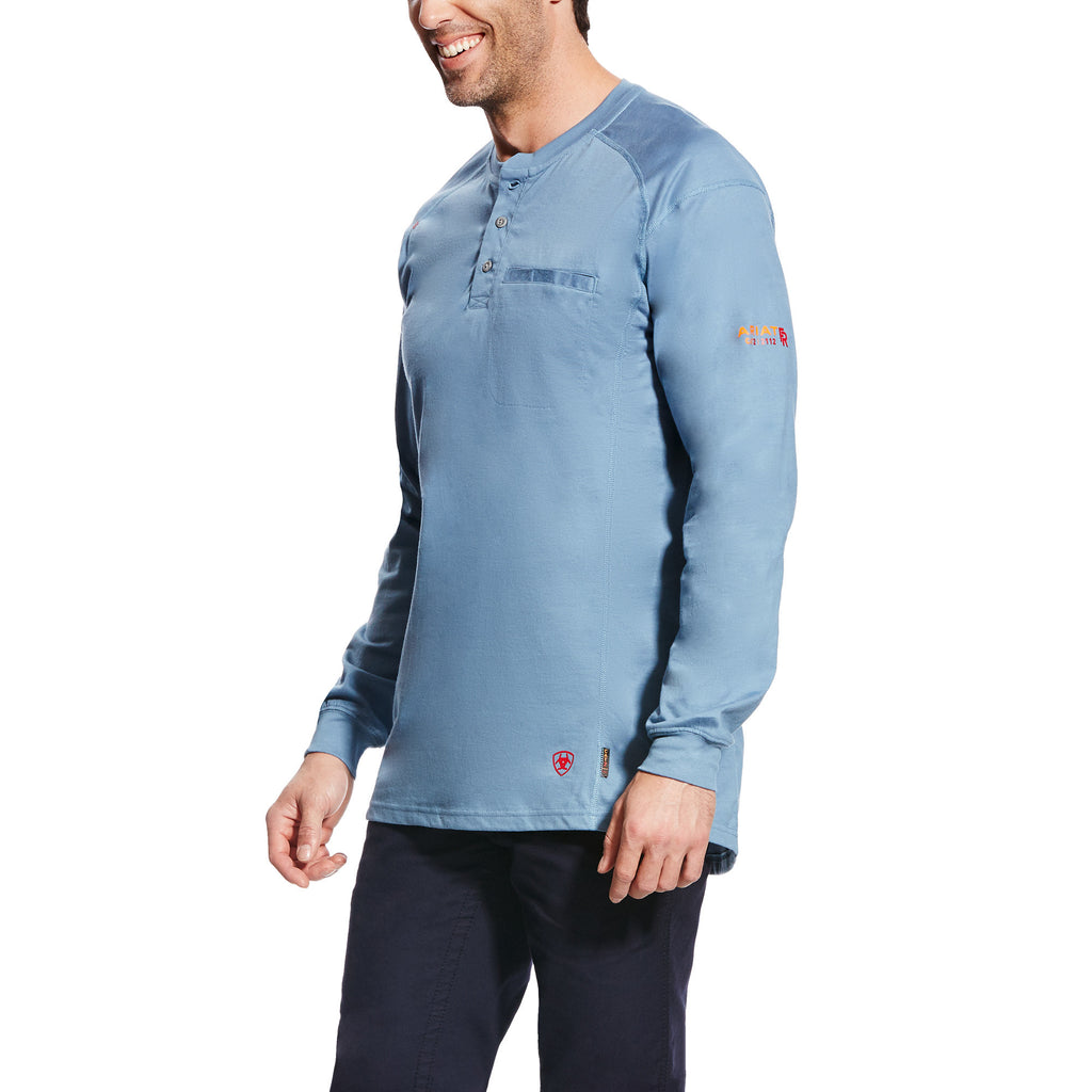 Ariat FR Air Henley Shirt