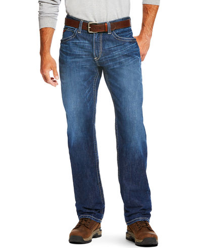 Ariat Men's FR M3 Vortex Loose Fit Jeans - Straight Leg #10022607