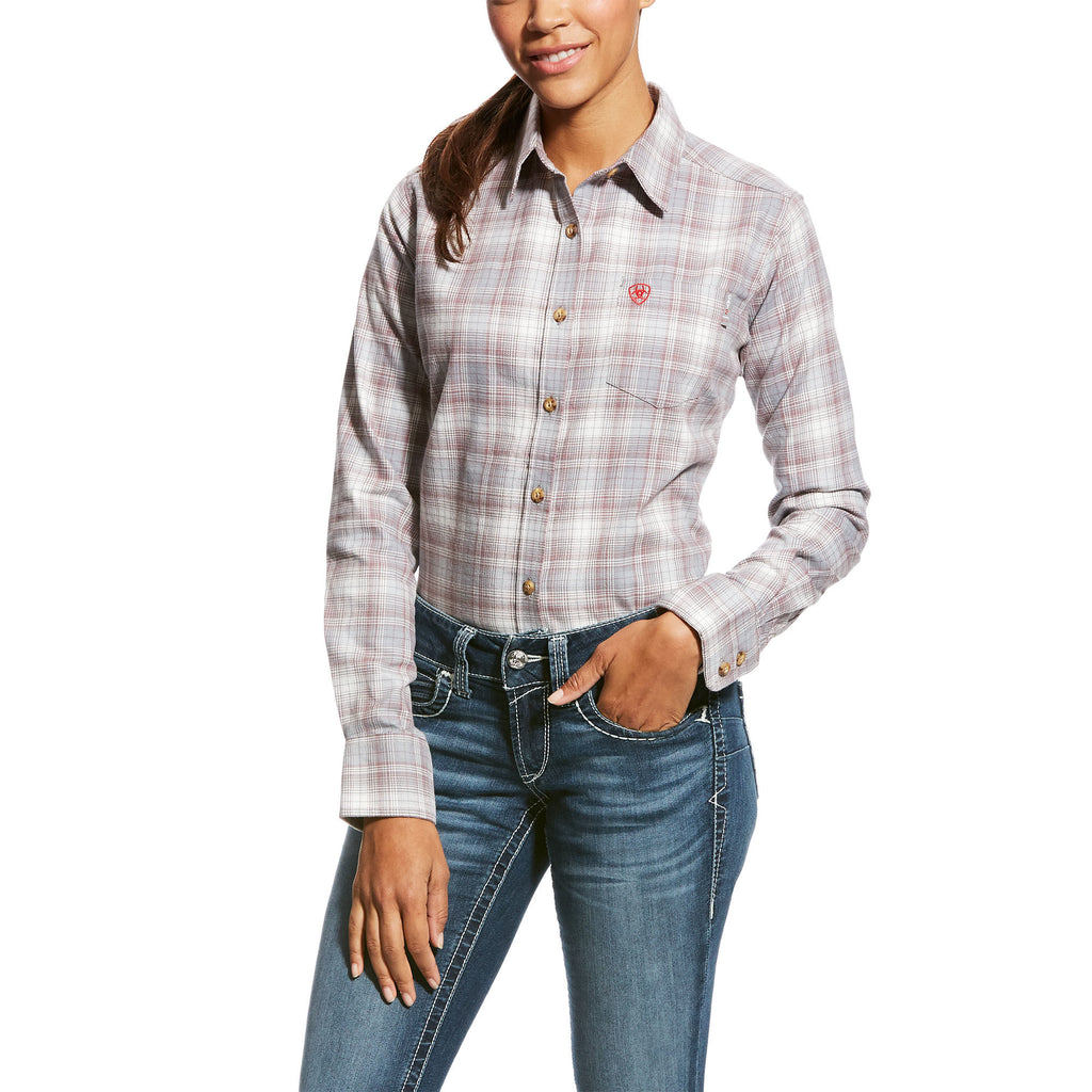 Ariat Women's FR Jolene Work Shirt